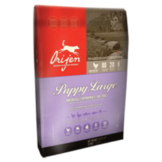 ORIJEN Large Puppy Dog Food Dog food recall, Dog food