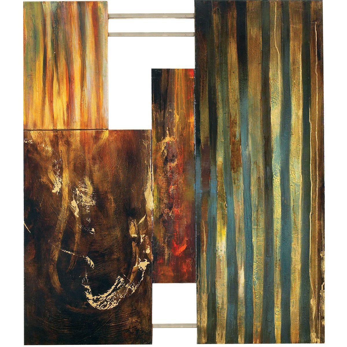 Bassett Mirror Stripes in Motion Canvas 7200-798EC