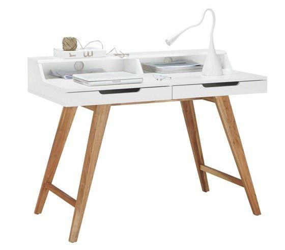 Schreibtisch Durham Schreibtische Fur Kleine Raume Schreibtisch Im Schlafzimmer Schreibtischideen