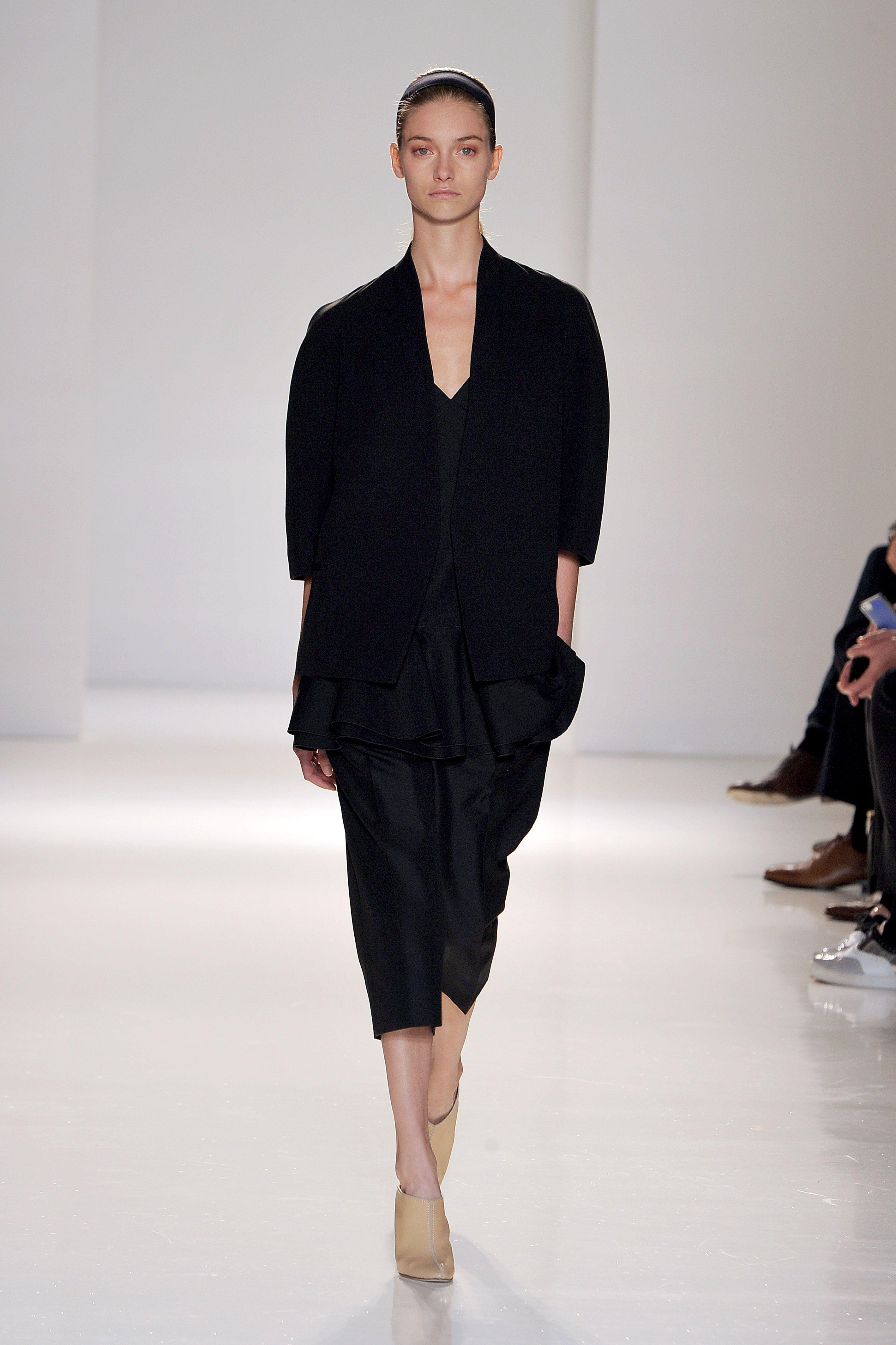 Victoria Beckham, Spring/Summer 14 NEW YORK
