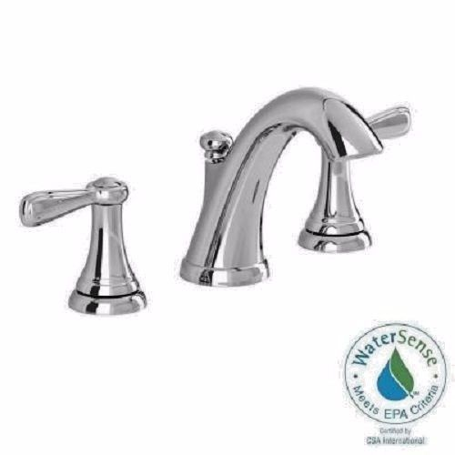 American Standard Marquette 8 in. Widespread 2-Handle High-Arc Bathroom Faucet…