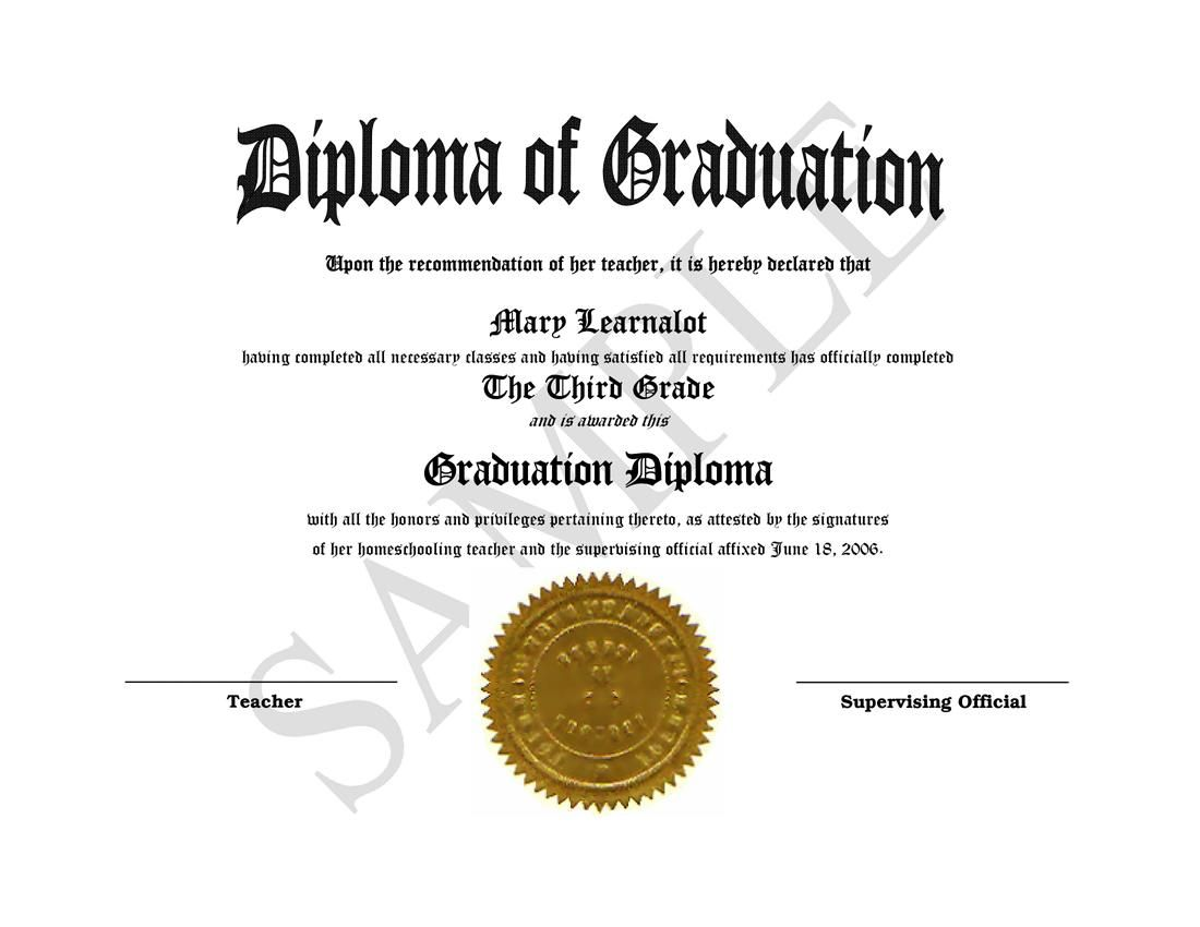 college diploma certificate template