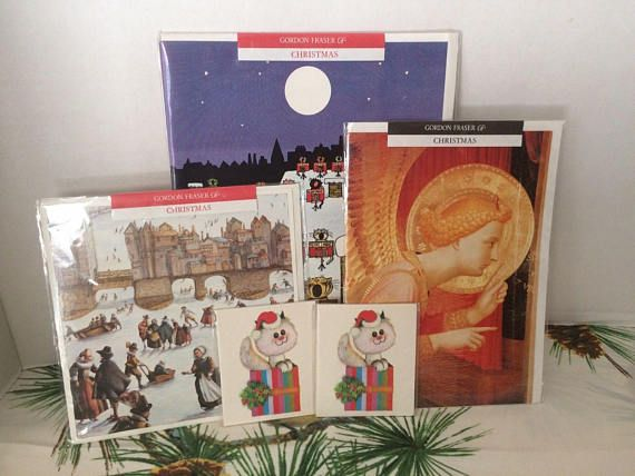 Unused vintage gordon fraser christmas cards with envelopes etsy unused vintage gordon fraser christmas cards with envelopes etsy pinterest m4hsunfo