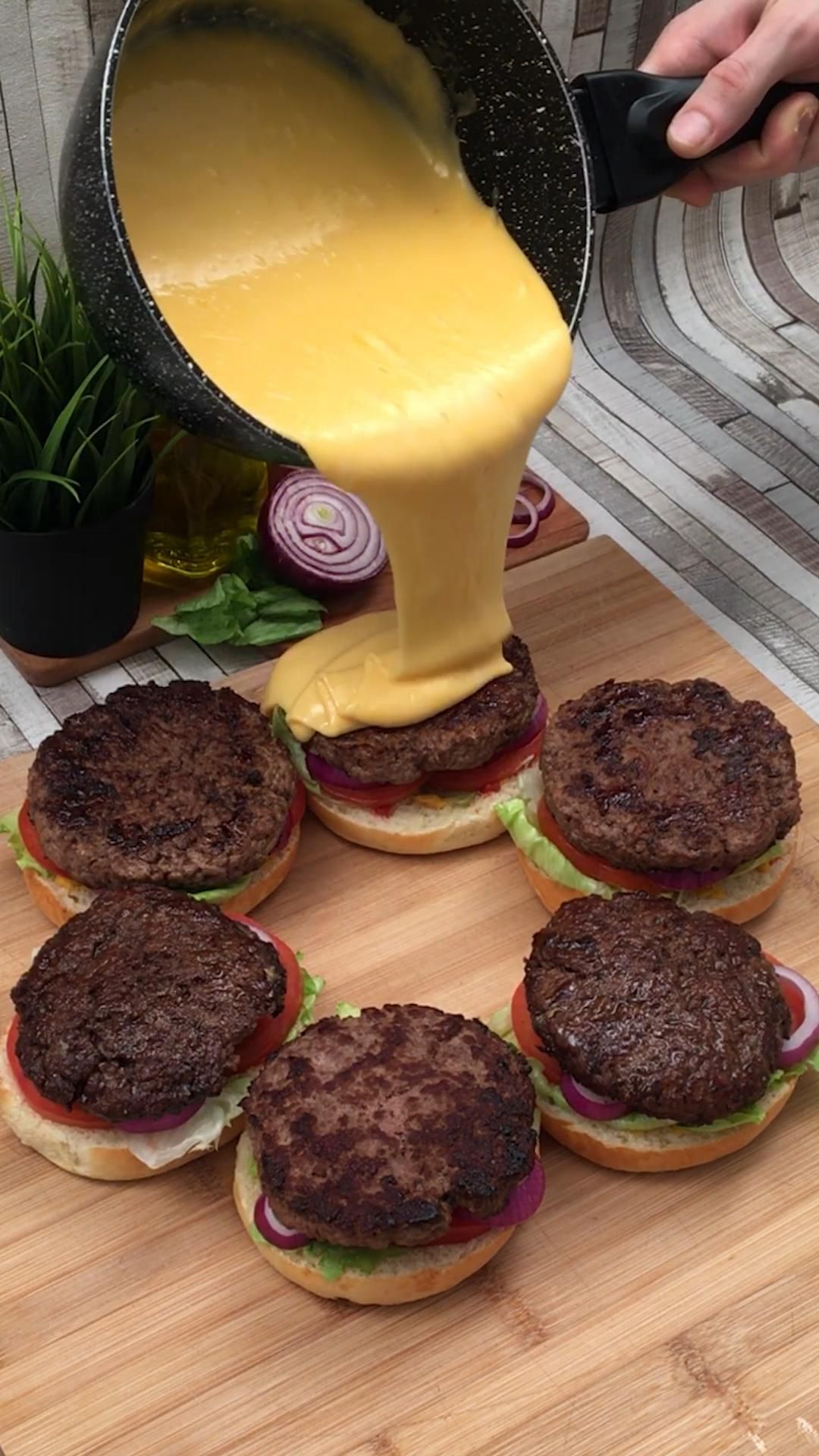 Cheeseburger Jack Daniels