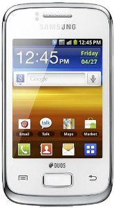 Product Description The Samsung S6102 Galaxy Y Duos Is An Android Os V2 3 Tft Capacitive Touchscreen With Dual Sim It Is Packed With Gr Samsung Flash Aplikasi