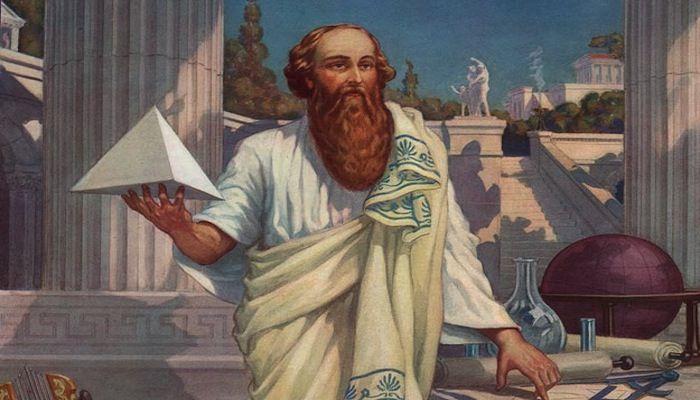 pythagorean theorem founder