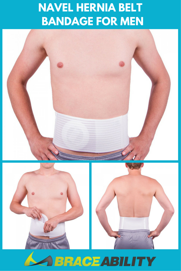 Umbilical Amp Abdominal Hernia Support Belt With Pad