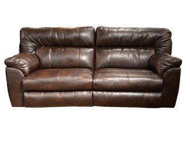 Shop For Catnapper Furniture Nolan Reclining Sofa
