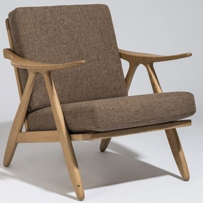 Jory Arm Chair Contemporary style, Modern living and Modern