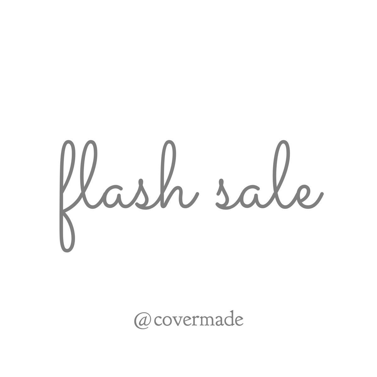 Photo of Sale!!! –  F L A S H ????!  New year, new {made} bed ?  …