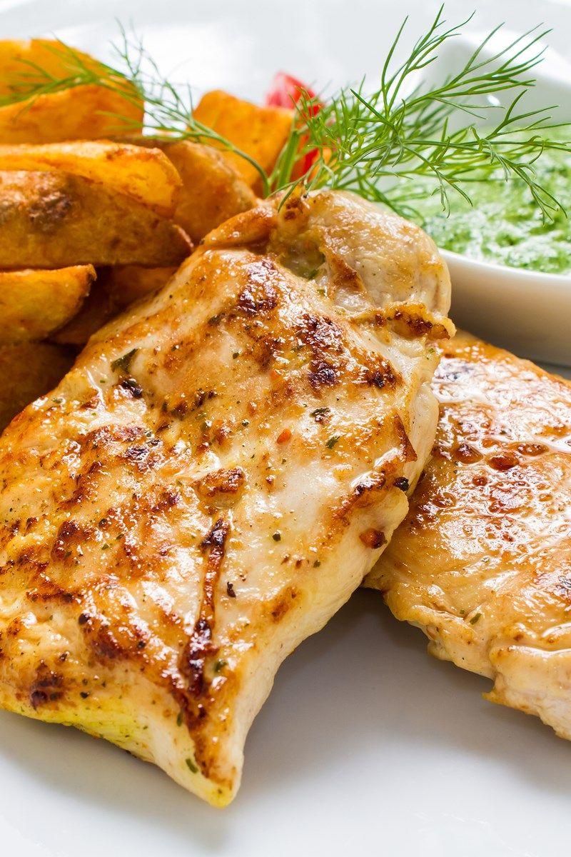 Amazing 2 Ingredient Baked Italian Chicken Recipe 5 Minute Prep