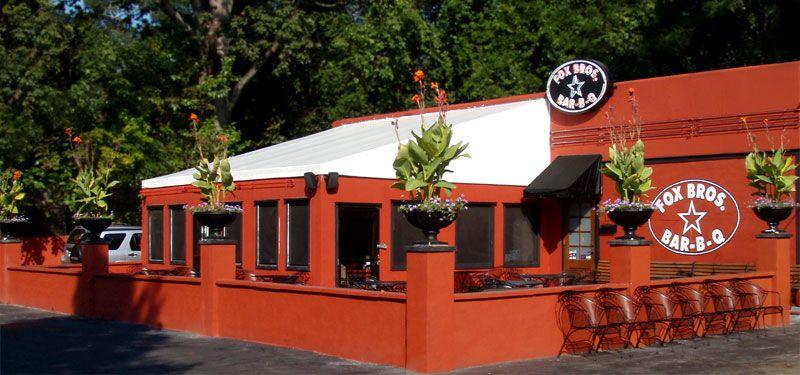 Fox Bros Bar B Q Atlanta Bbq Joint Bbq Southern Road Trips