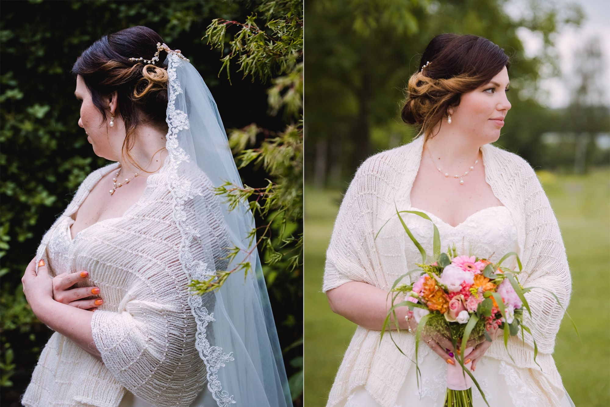 Free crochet pattern Beaded bridal shawl Crochet