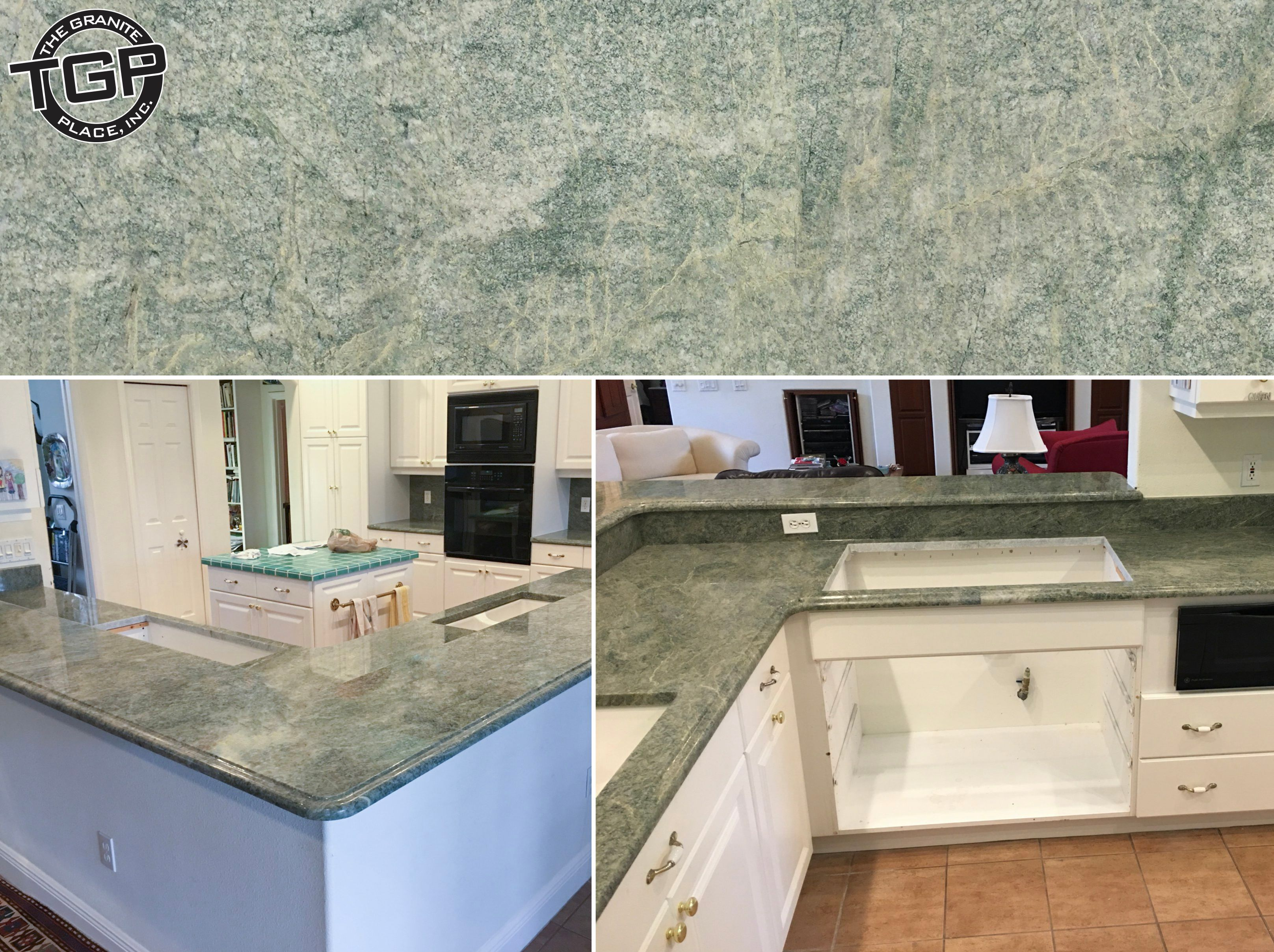 Costa Esmeralda Is A Very Beautiful Granite From Italy And Is A Durable Granite For Interior And Exterior Pr In 2020 Kitchen Remodel Home Construction Home Renovation