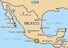 Acapulco, Mexico | Mexico | Acapulco, Mexico, Gulf of mexico