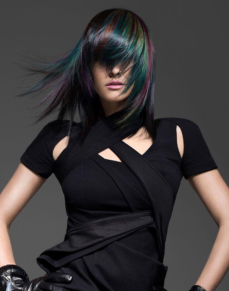 Modern Salon Edgy Hair Edgy Hair Color Hair Inspiration Color