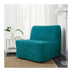 IKEA - LYCKSELE LÖVÅS, Sillón cama, Vallarum amarillo, -, , Un sencillo colchón firme de espuma para usar a diario.Este sillón cama se trasforma fácilmente en una cama individual y, como es de pequeñas dimensiones, puedes ponerlo en cualquier parte de la casa.Esta funda hecha de poliéster duradero presenta una textura suave y acolchada.La funda es fácil de limpiar, ya que se puede quitar y lavar a máquina.Puedes elegir entre colchones de tres medidas diferentes y una amplia gama de fundas…