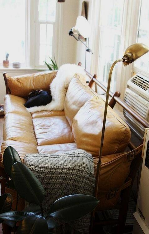 Leather sofa #puma #pumamen #pumafitness #pumaman #pumasportwear #pumaformen #pumaforman