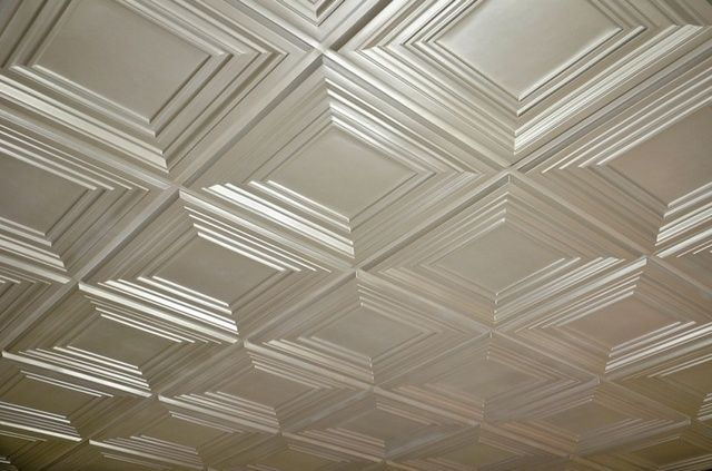 Faux Tin Ceiling Tiles Menards