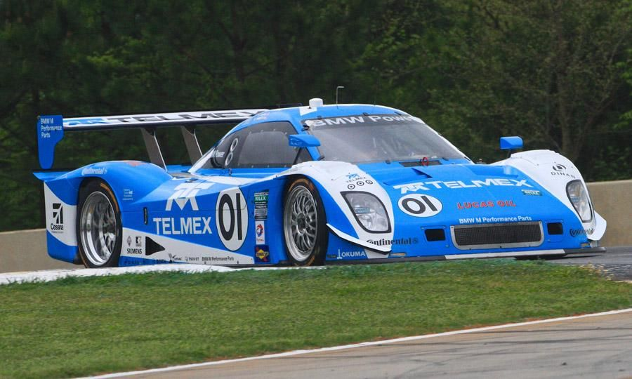 Pruett and Rojas win Daytona Prototype division at Road