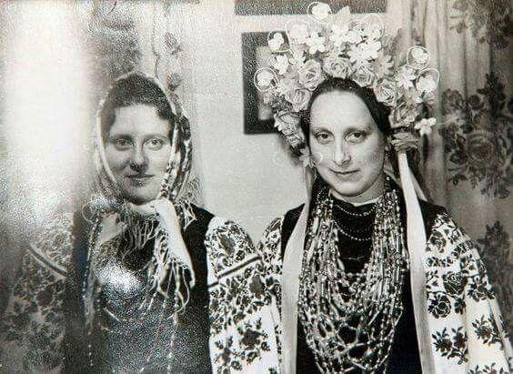 Весільні фото із села Шатрище (нині Ямпільський р-н ...