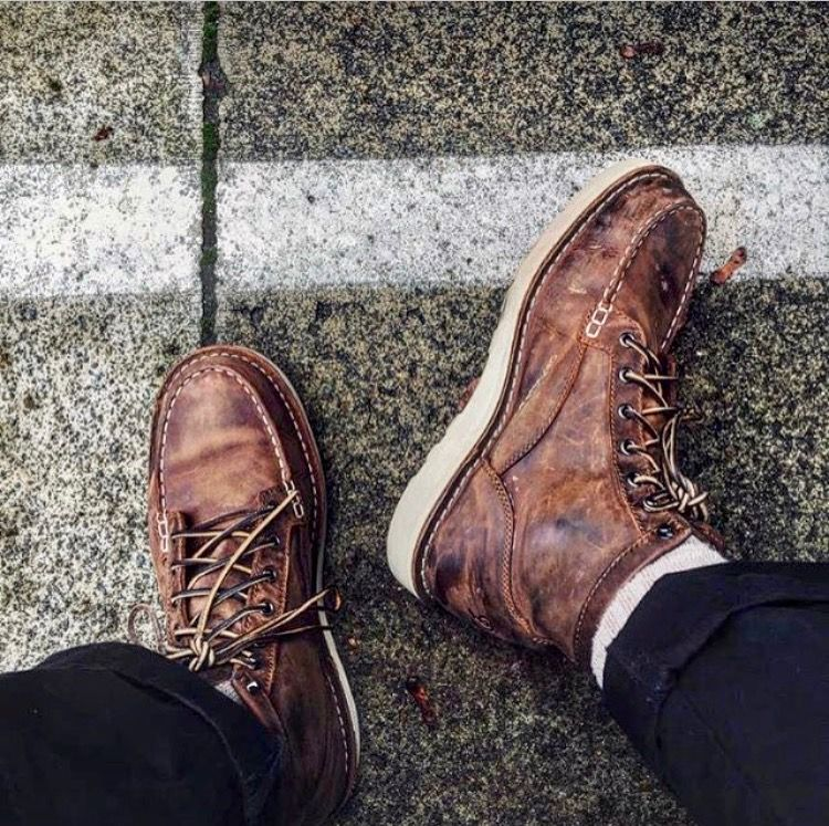 4a76be49ef0 Danner Bull Run Moc Toe | Boots!!! | Boots, Red wing shoes, Mens ...