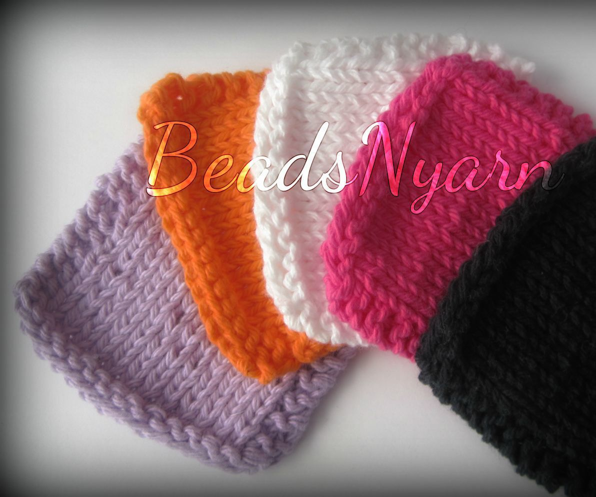 DIY Knitted Makeup Remover Pads Knitting, Dishcloth
