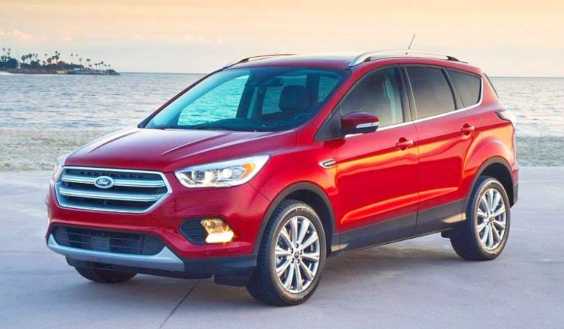 2020 Ford Escape Review, Specs and Interior