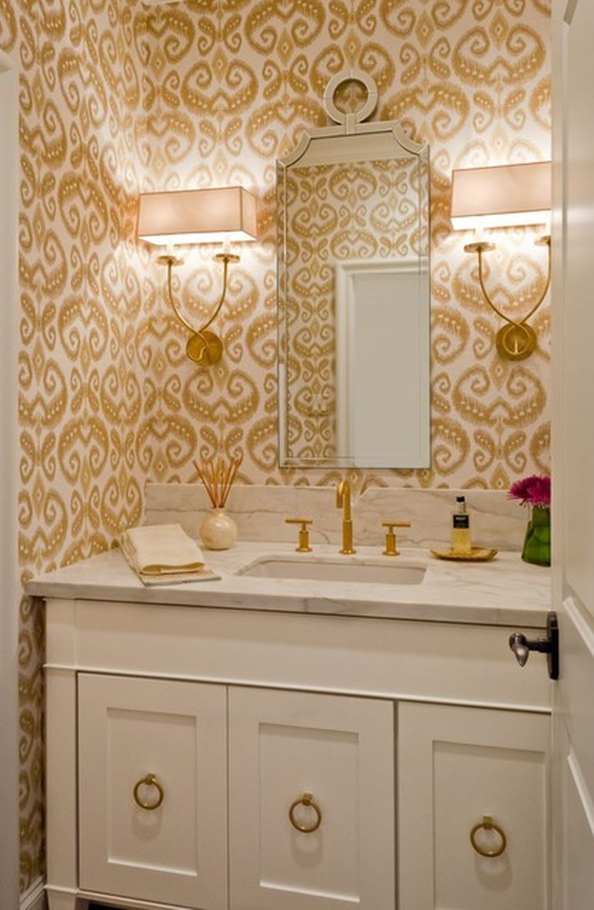 5 Unique Bathroom Wallpaper Ideas for a New Look