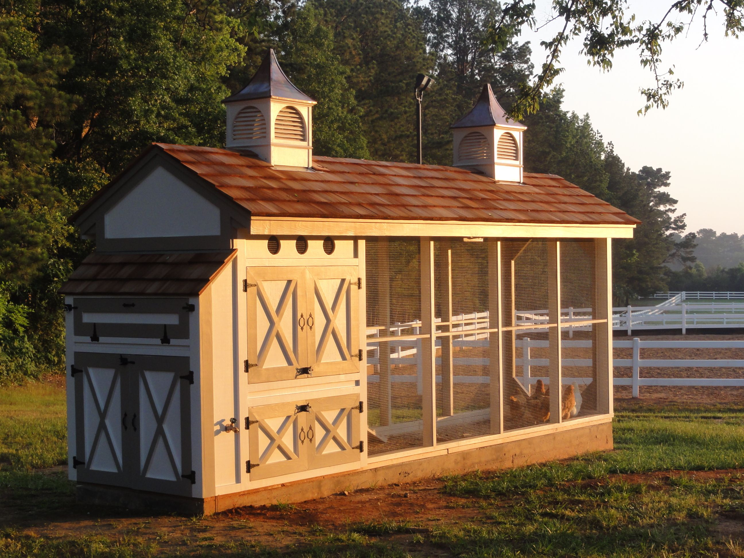 Pin By Teri Firtos On Chicken Coops Fancy Chicken Coop Chickens Backyard Chicken Coop