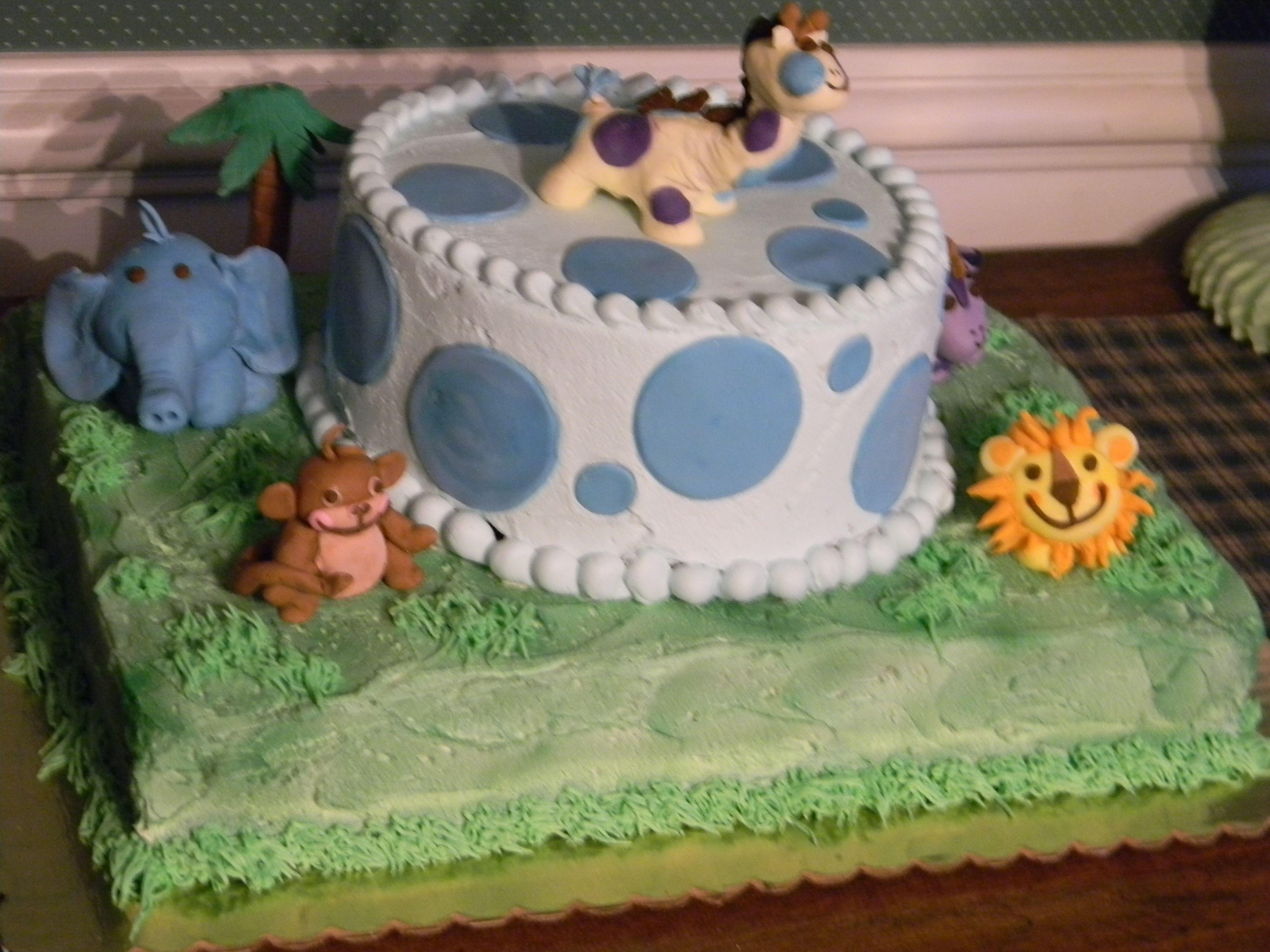 Kimies baby shower cake Darleen from Harris Teeter in Greenbrier
