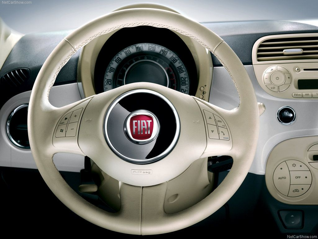 Check out my white dash. #MyFiat