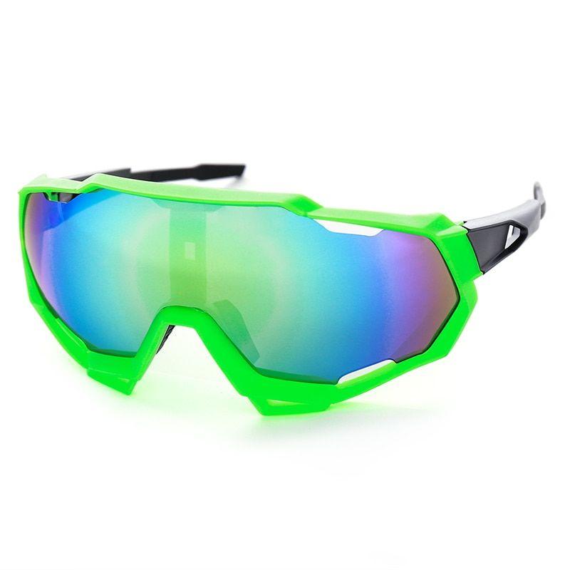 Gafas De Sol Deportivas Con Protección Uv400 Para Hombre Y Mujer Lentes De Sol Deportivas De Colores Antirviento Para Ciclismo Gafas De Ciclismo Aliexpres