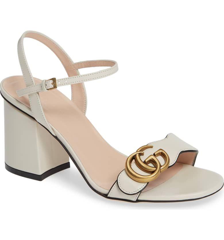 8a5b935d2a11 GG Marmont Sandal