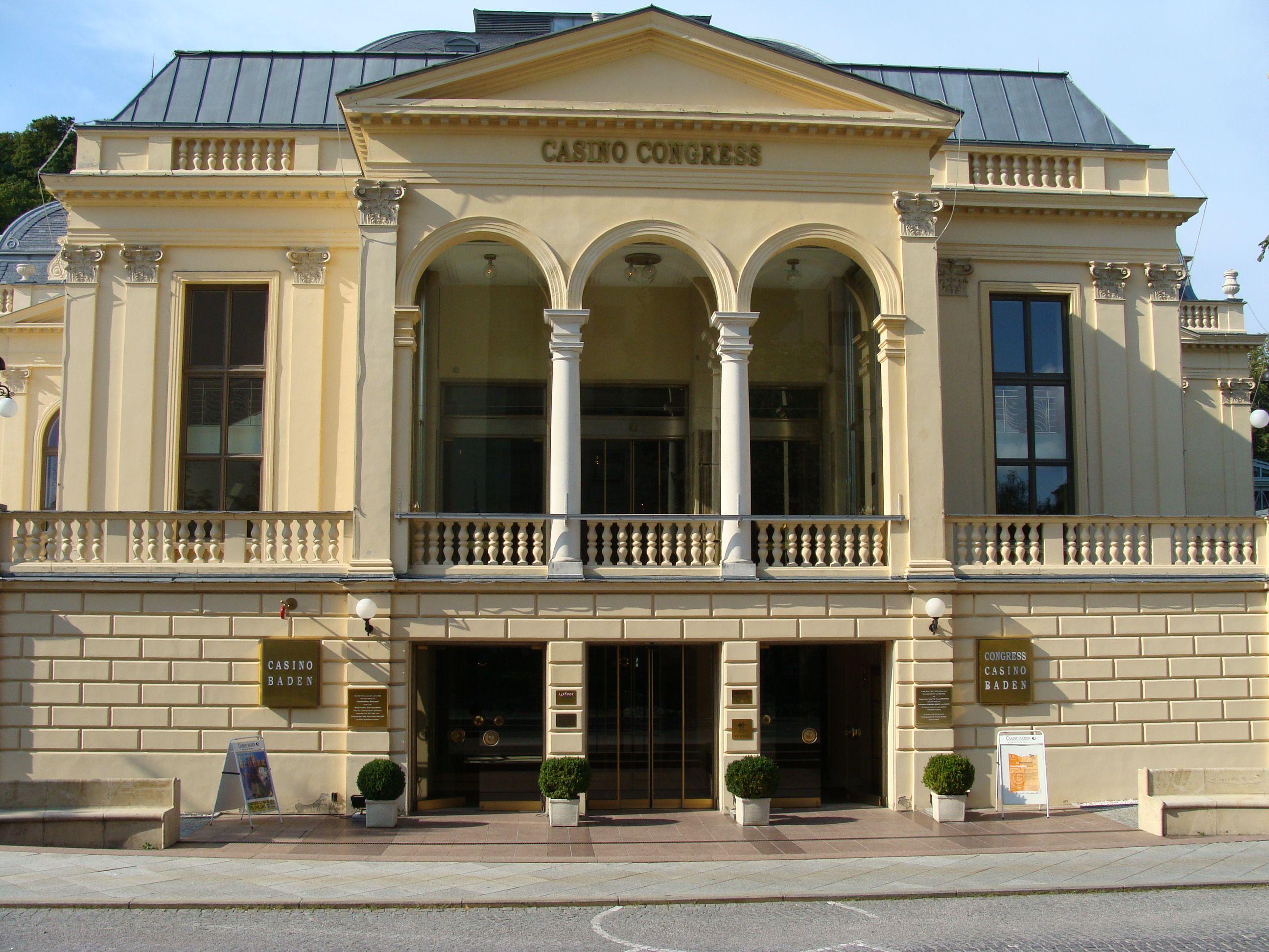 Baden Casino Osterreich