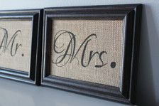 Wedding Signs, Bride & Groom Signs - Wedding Decorations - Page 36