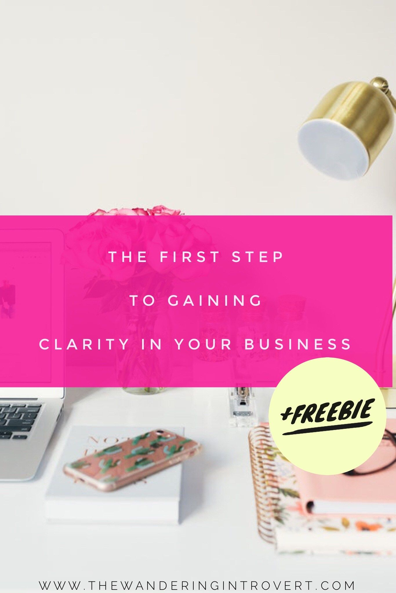 The First Step To Gaining Clarity In Your Business