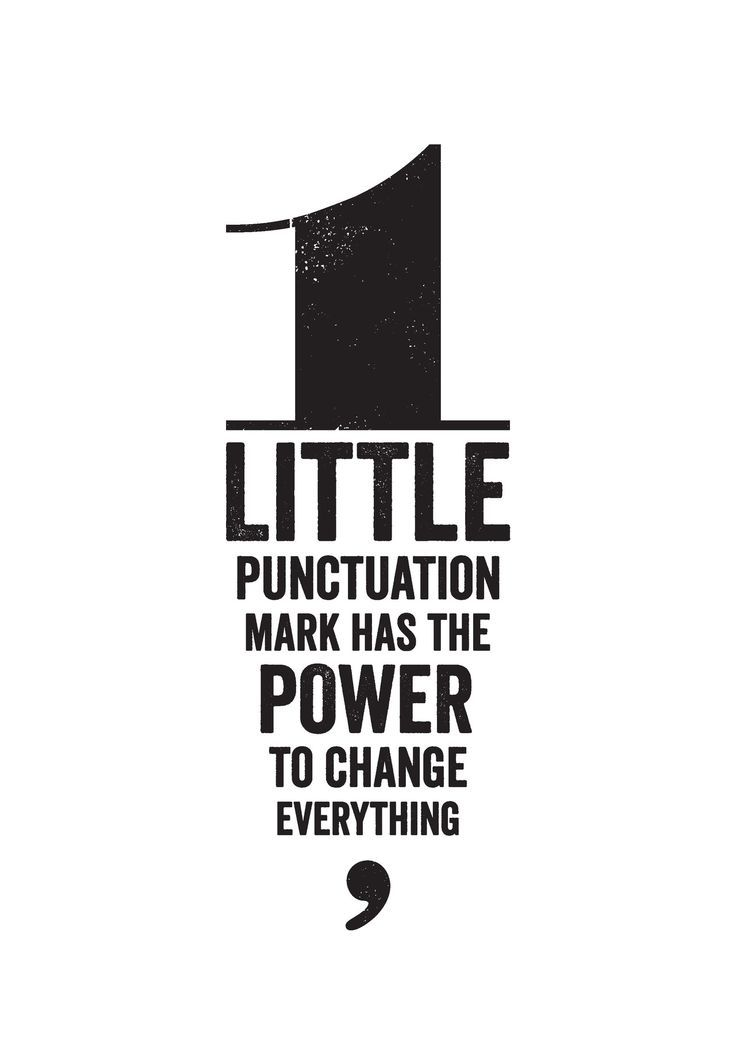 Punctuation In Resumes punctuation tips Resume Templates Design 1 Little Punctuation Mark Has The Power To Change Everything