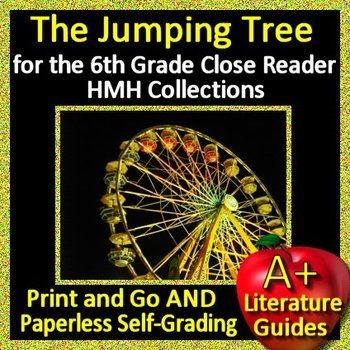 the jumping tree by rene saldana