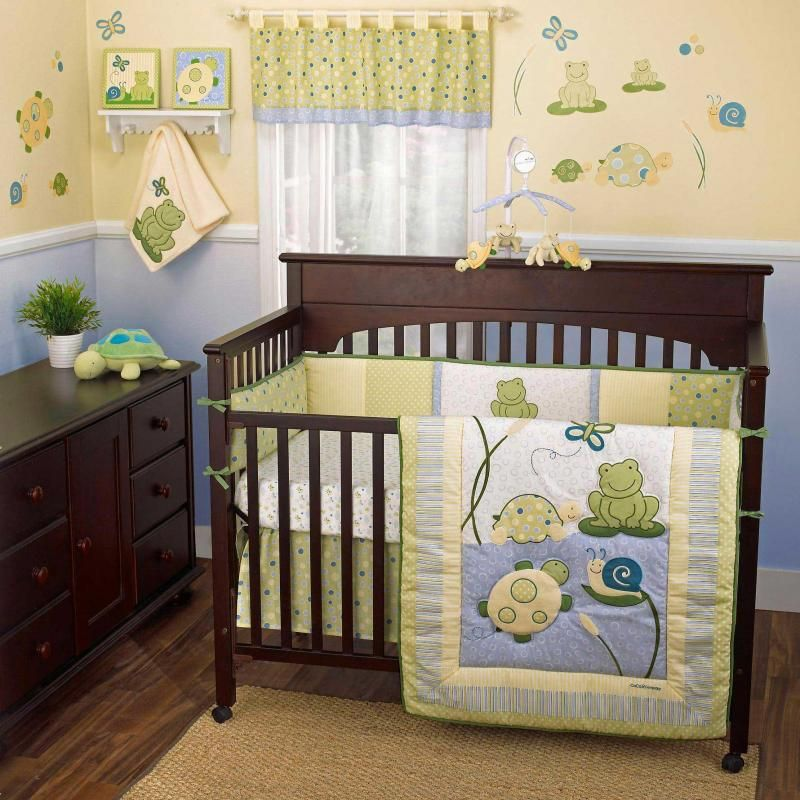 Sunny Baby Crib Bedding By Coco Company