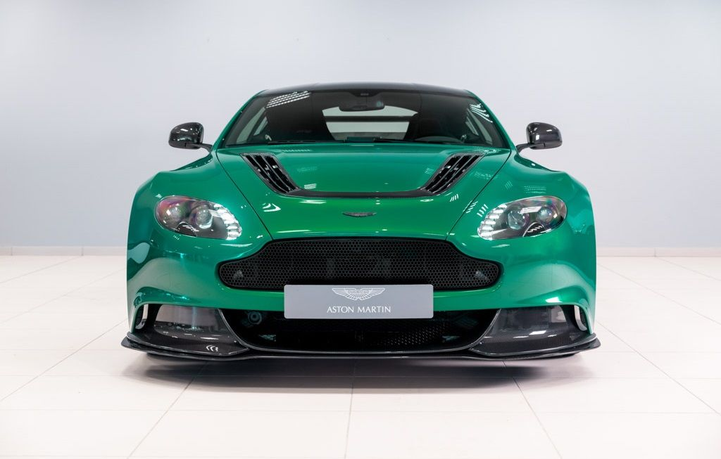 Aston Martin V Vantage GT Special Edition Speed Pinterest - How many aston martin dbs were made