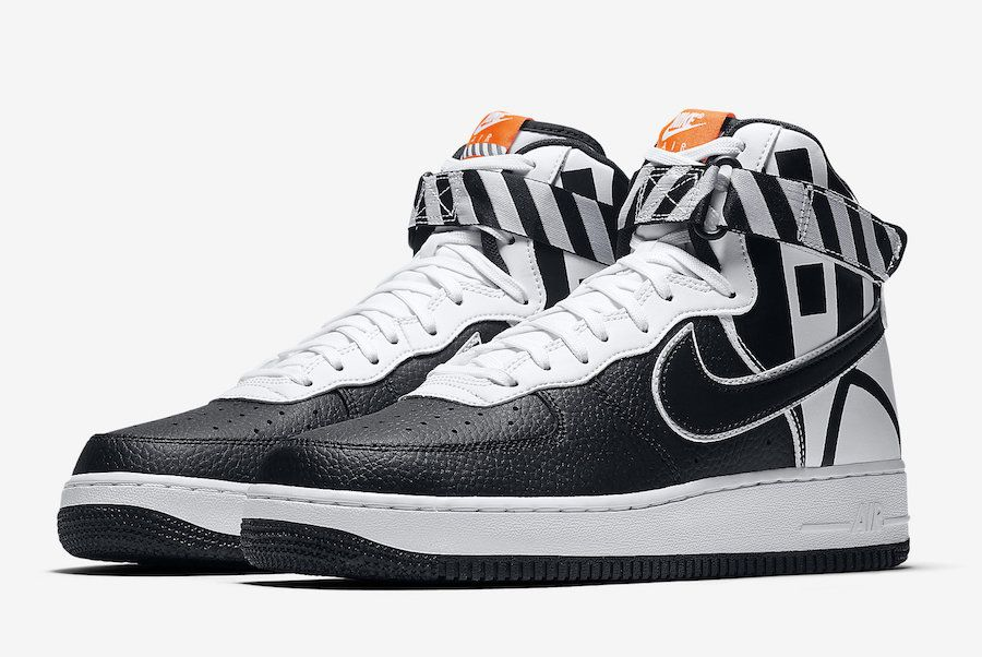 "Nike Air Force 1 ""Force Logo Pack"" Releasing Early January 2018"
