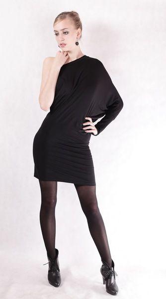 Minikleider - NARA® Black Magic  Infinity Dress & Shirt O... - ein Designerstück von Berlinerfashion bei DaWanda
