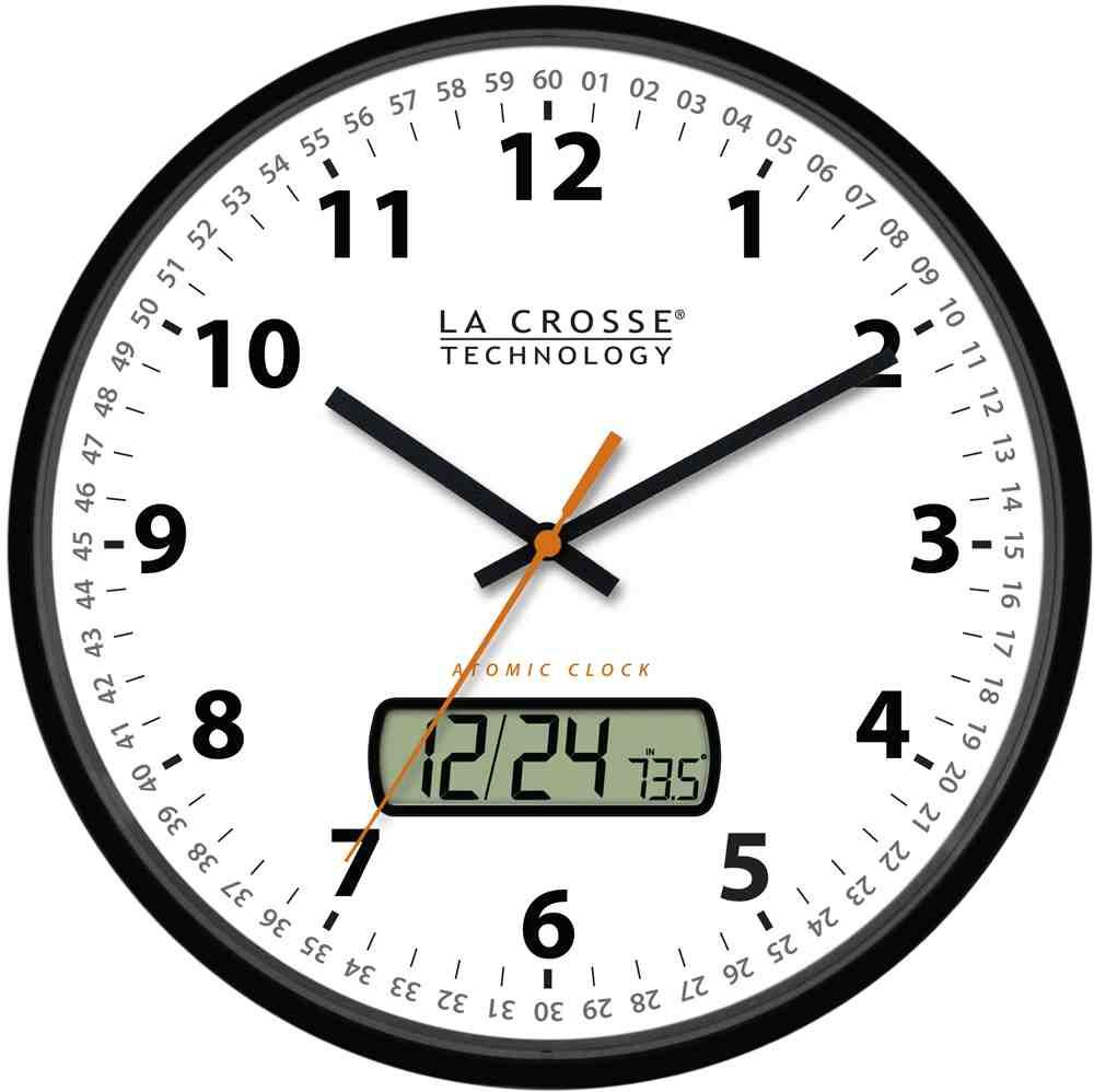 Best Atomic Wall Clock Atomic Wall Clock Clock Wall Clock