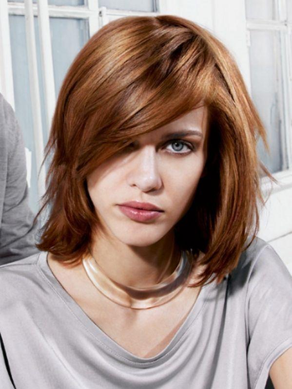 Medium Cut Hairstyles Best Mediumstraighthairstyleforwomenhairstyletrend20137966