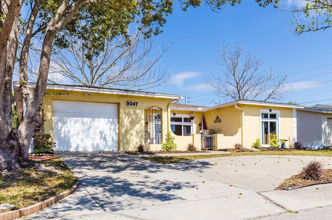 New Port Richey Home for Sale Spanish style home