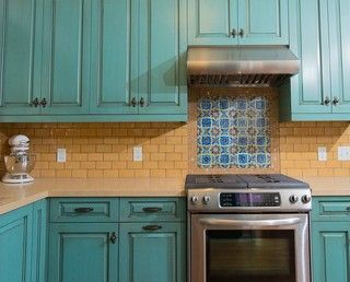 talavera tile kitchen backsplash talavera and subway tile kitchen backsplash 5975