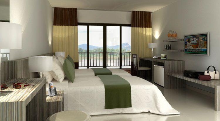 โรงแรมสยามไทรแองเกิ้ลเชียงแสน จ.เชียงราย ลด 30% บัตรเครดิต Tesco Lotus - http://goo.gl/7b5TBg