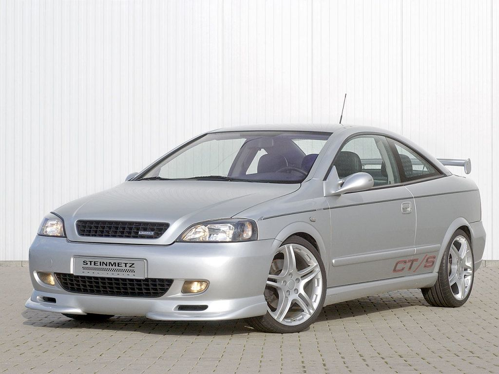 Steinmetz Opel Astra Coupe Cts G Carro Astra Carros
