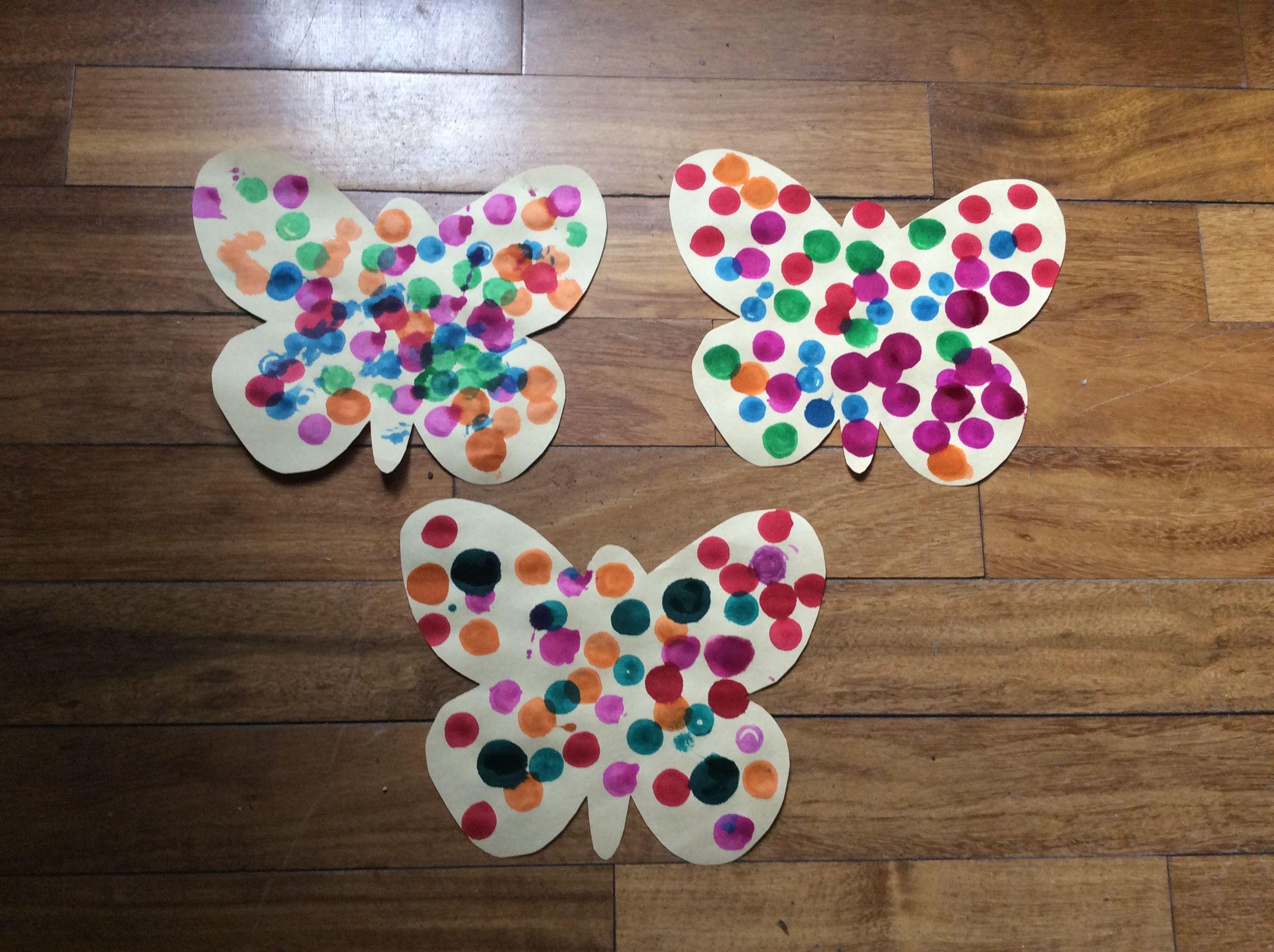 Bingo Dauber Butterfly